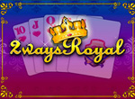 Игровой автомат 2 way royal poker онлайн