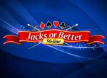 Игровой автомат Jacks or better 50 lines онлайн